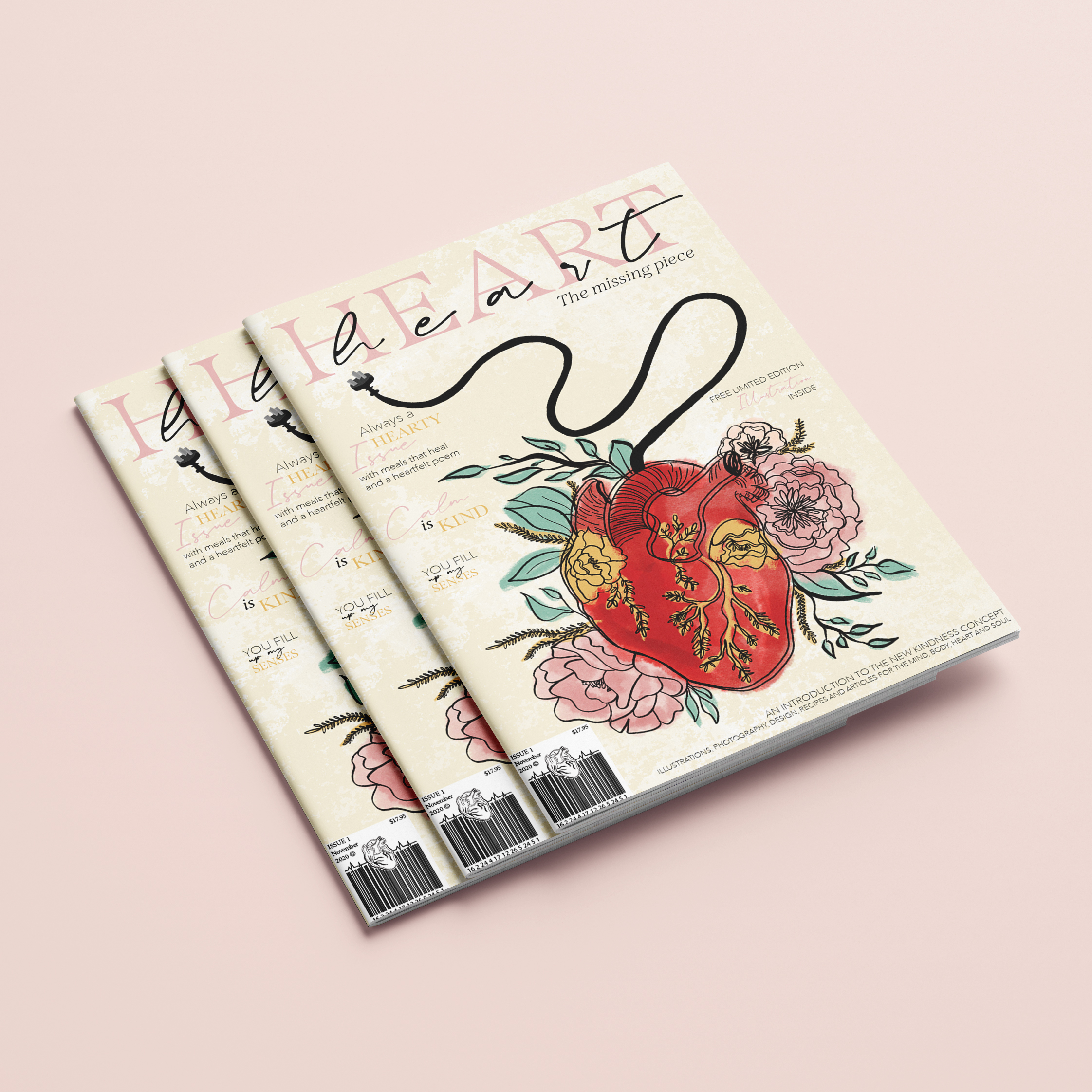 Limited Edition Magazine Issue 1